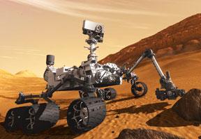 Planet Mars, Diprediksi Bakal Dihantam Komet di 2014