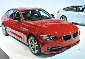 BMW 328d, Mobil Sedan Diesel Terbaru dari BMW