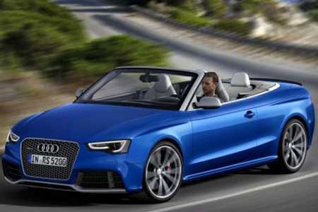Audi Cabriolet RS-5, Mobil Atap Terbuka Yang Menawan