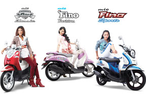 Spesifikasi dan Harga Motor Yamaha Mio Fino
