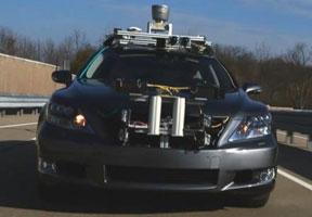 Toyota Audi Pamer Mobil self-driving di CES
