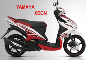 Spesifikasi dan Harga Motor Matic Yamaha XEON