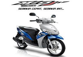 Spesifikasi Lengkap Motor Yamaha MIO J (YM JET-FI)