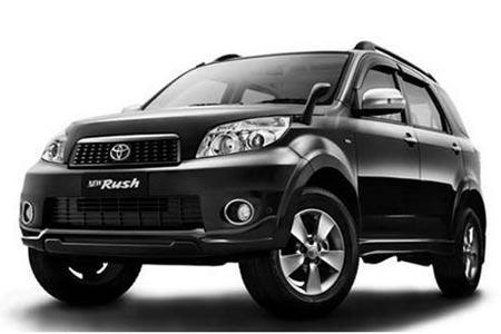 Toyota Rush Siap Mengaspal dengan Mesin 3SZ-VE 1,5 liter