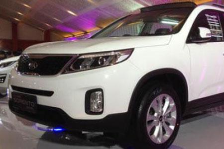 All New KIA Sorento Punya Mesin Diesel