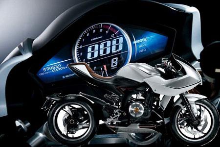 Suzuki Recursion, Punya Mesin Turbo yang Dahsyat
