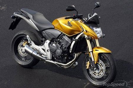 Ini dia Spesifikasi Motor Honda CB 600 F 2013