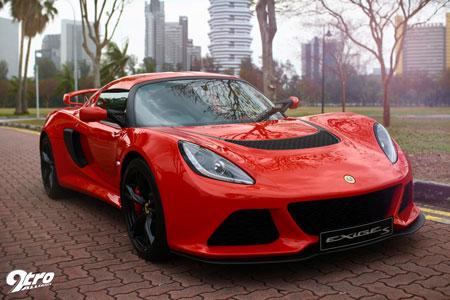 Mengintip Spesifikasi dan Performance Lotus Exige S
