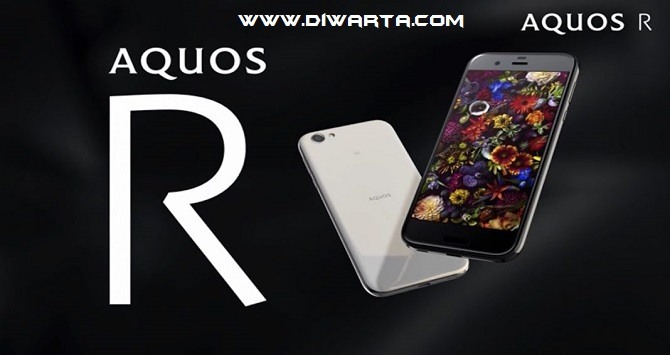 Sharp Aquos R, Ponsel Monster dengan Proccessor Snapdragon 835