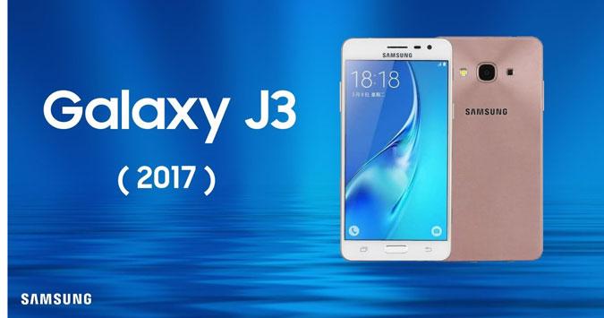 Terungkap, Spesifikasi samsung J3 2017