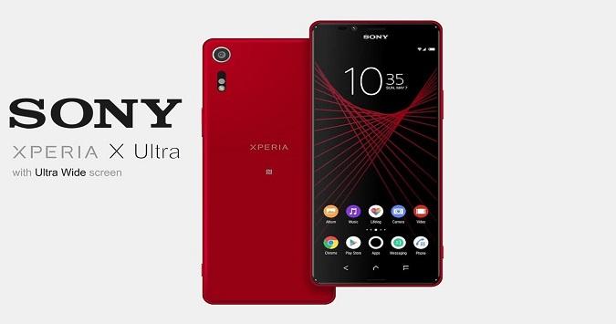 Spesifikasi Lengkap Sony X Ultra