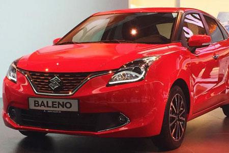 "Harga Mobil Suzuki Baleno ""Hatchback"""