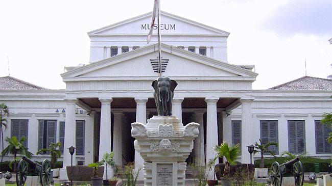 Wajib Tau Wisata di Jakarta : Museum Nasional / Museum Gajah