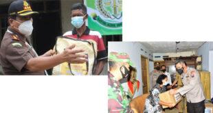Berikan Bantuan Sosial pada Rumah Rusak Akibat Gempa