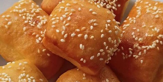 Resep dan Cara membuat Odading (Roti Goreng)