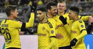 Sepakbola DFB Pokal (Martin Meissner/AP)