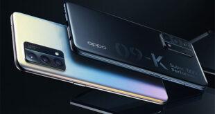 Smartphone Oppo K9 5G