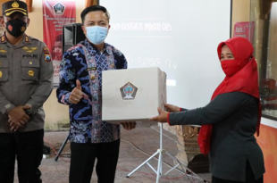 Perkuat PPKM Mikro, Wakil Bupati Blitar Lakukan Road Show