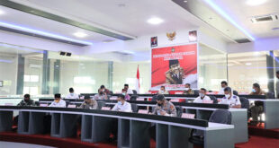 Rapat koordinasi terkait pemulangan PMI, WNI dan kedatangan WNA