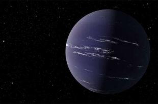 Eksoplanet TOI1231b. [NASA]