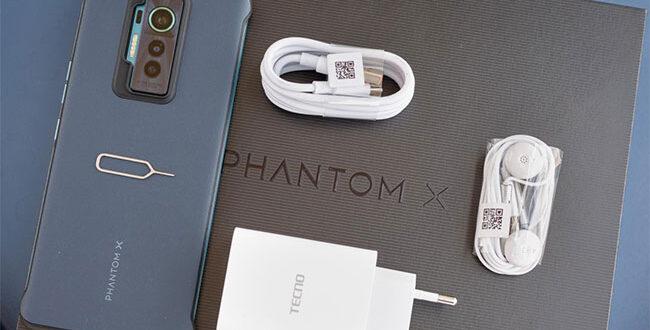 Spesifikasi Tecno Phantom X